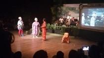 Dilan Ikut Meriahkan Teater Humor Jumadi Welcome to the Janggelut di Solo