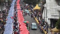 Dishub: Pembukaan Kembali Jalan Tanah Abang Belum Bisa Dilakukan