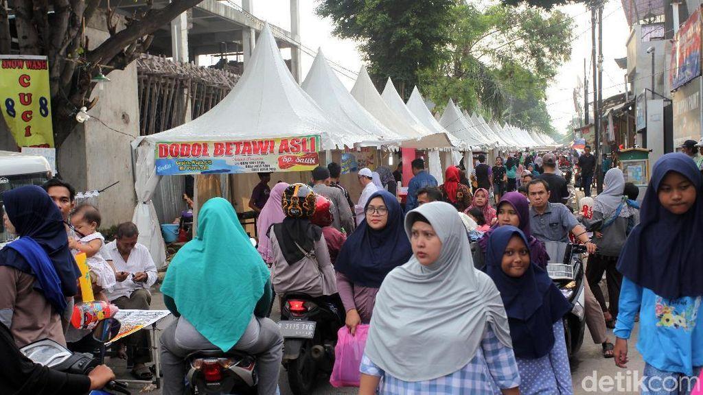 Wajah Betawi Dalam Festival Rawa Belong