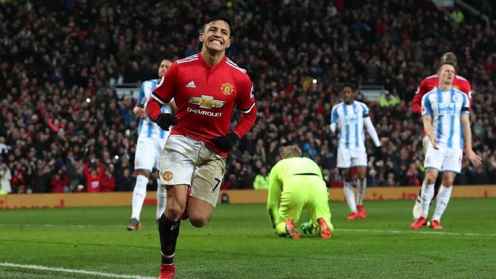 MU Bukan Klub Terakhir Alexis Sanchez