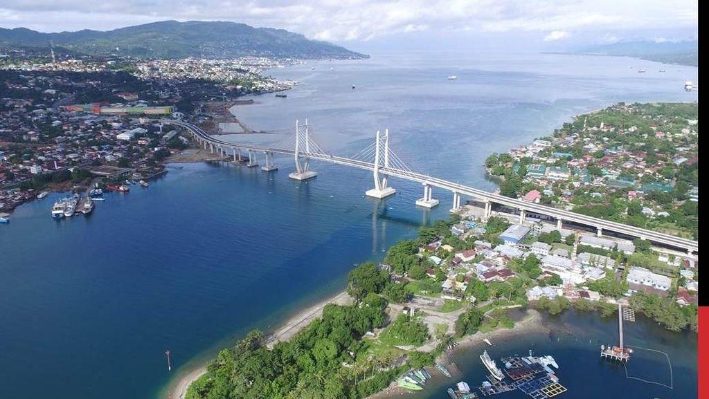 Kagum dan Bangga, Ini 6 Jembatan Paling Indah di Indonesia