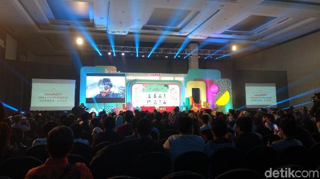 Barudak Bandung Ngariung di Creativepreneur Corner
