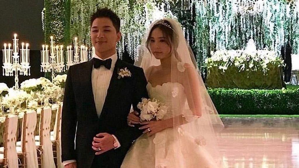 Ungkap Detail Pernikahan dengan Taeyang, Min Hyo Rin: Seperti Mimpi