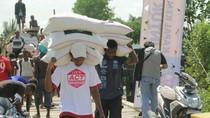 Bantuan Makanan Terus Mengalir untuk Korban Gizi Buruk di Asmat