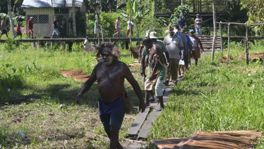 Masih Ada 58 Desa di Asmat Belum Dapat Listrik