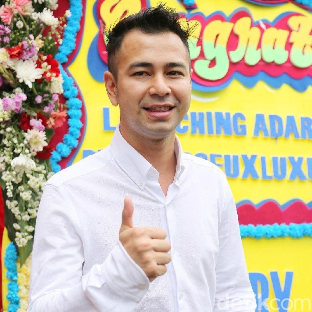 Ruben Onsu Sebut Raffi Ahmad Sempat Incar Cita Citata
