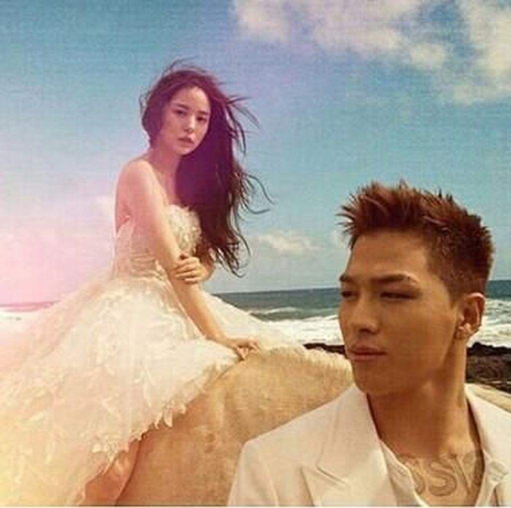 Baru Menikah, Taeyang BIGBANG Siap Wajib Militer 12 Maret