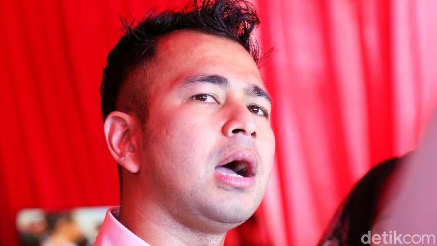 Raffi Ahmad Bicara Arisan Dolar Nagita Slavina