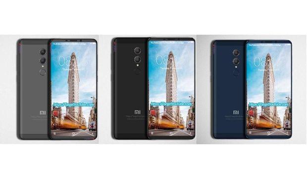 Penampakan Redmi Note 5 yang Makin Menggoda