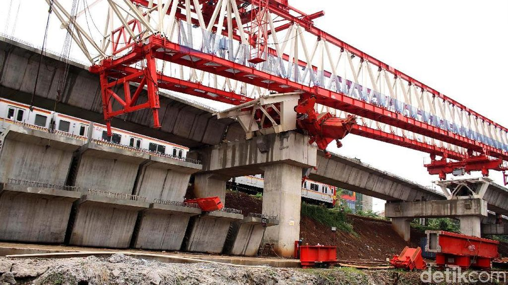 5 Bulan, 5 Kecelakaan Konstruksi Proyek Infrastruktur