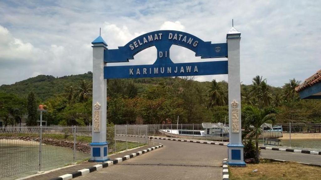 Selamat Datang di Karimunjawa