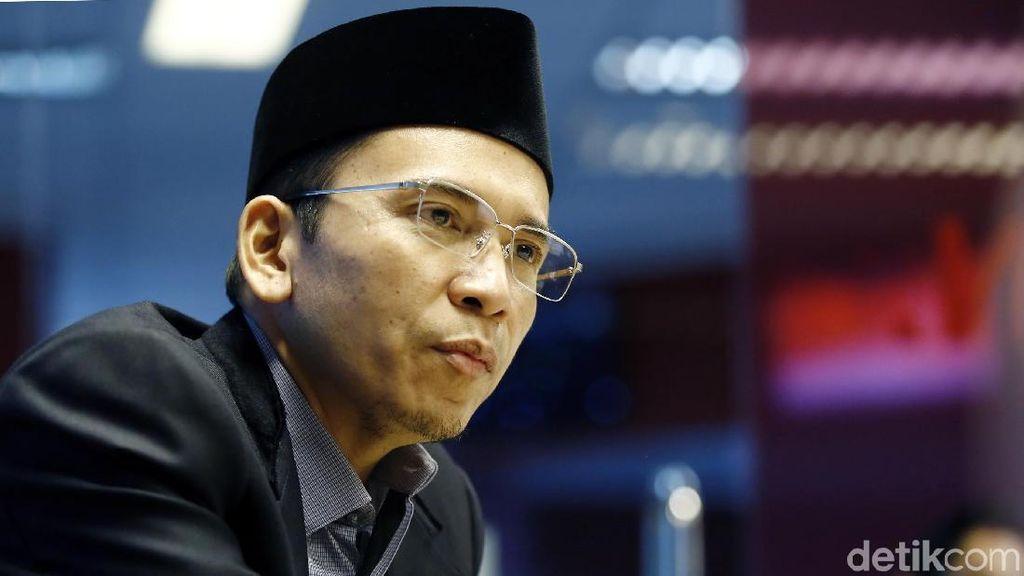 Pertimbangkan Cawapres Prabowo, Gerindra: TGB Cakep!