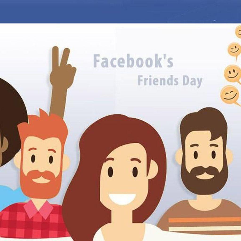 Langkah Mudah Bikin Video Hari Pertemanan di Facebook