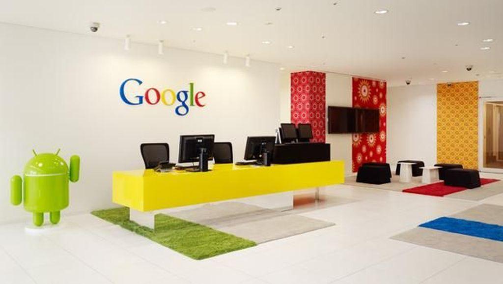 Kantor Keren Google di Tokyo yang Jepang Banget