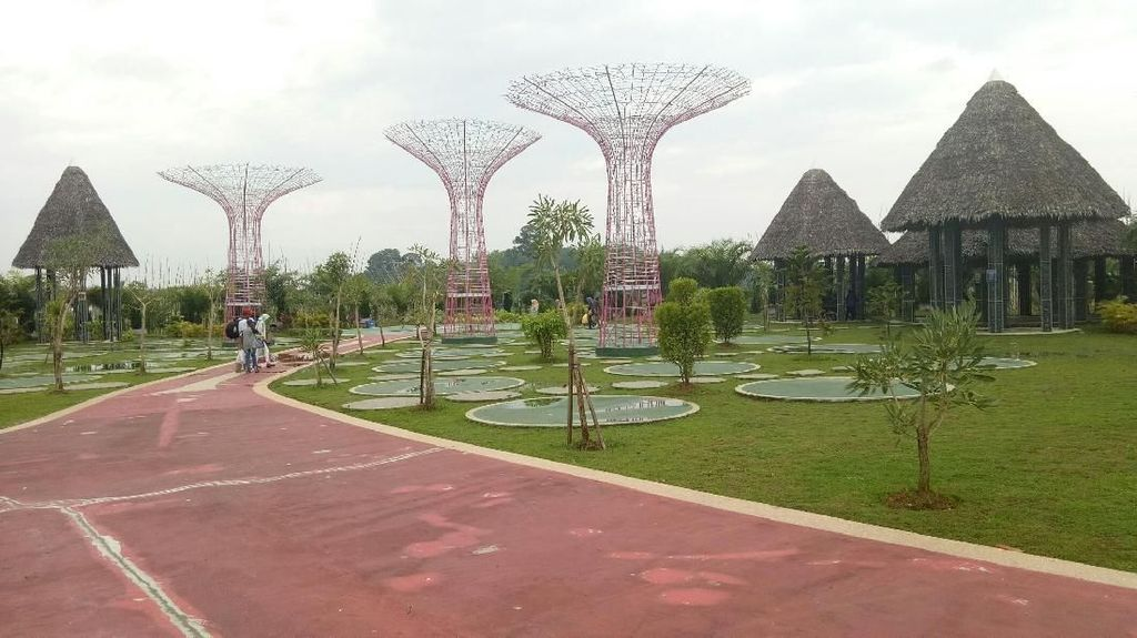Jambi Paradise, Destinasi Asyik di Kota Jambi