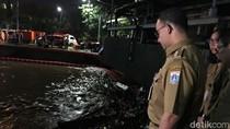 Jakarta Banjir, Anies Minta Warga Pastikan Drainase Tak Mampet
