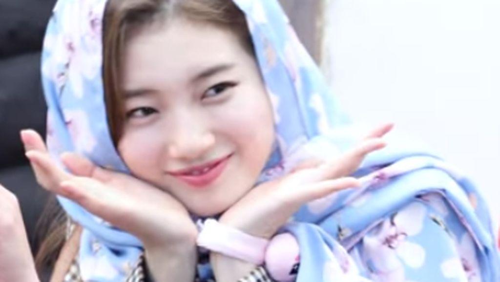 Ini Merek Kerudung Asal Indonesia yang Viral Karena Dipakai Aktris Korea Suzy