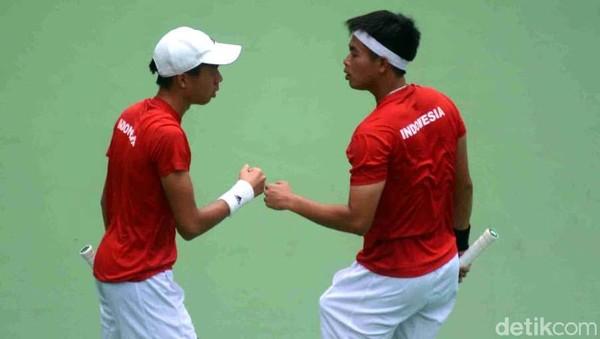 Tak Pasang Target, Tenis Hanya Berani Berpartisipasi di Asian Games