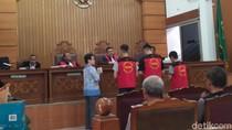 Sidang 1 Ton Sabu, 3 Terdakwa Dijanjikan Upah hingga Rp 150 Juta