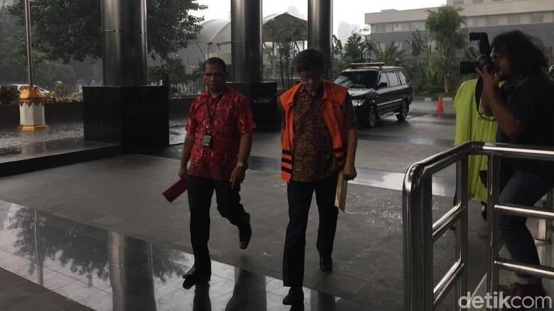 Mantan Bos PT Quadra Solution Kembali Diperiksa KPK