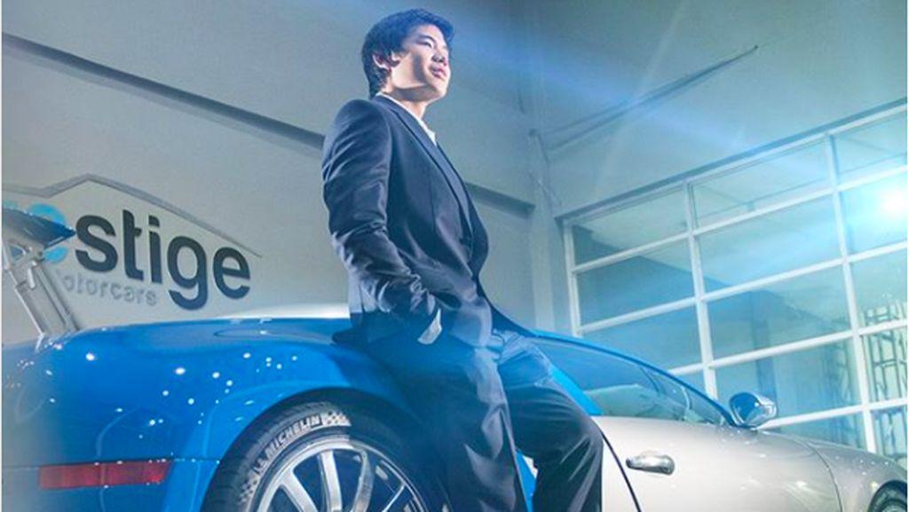 Anak Ahok Kesengsem Mobil Tercepat Dunia