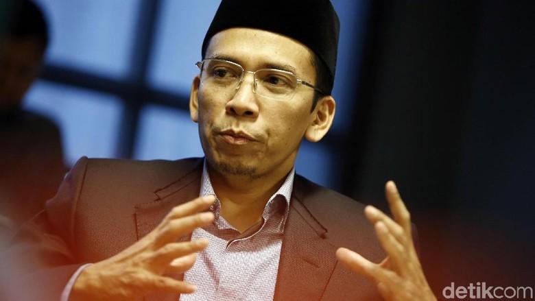 Gubernur NTB Tuan Guru Bajang HM Zainul Majdi (Rachman Haryanto/detikTravel)