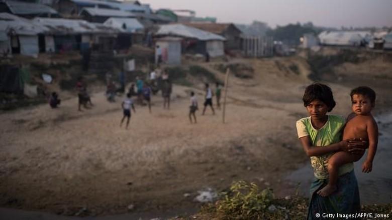 Pejabat PBB: Pembersihan Etnis Rohingya Masih Terjadi di Myanmar