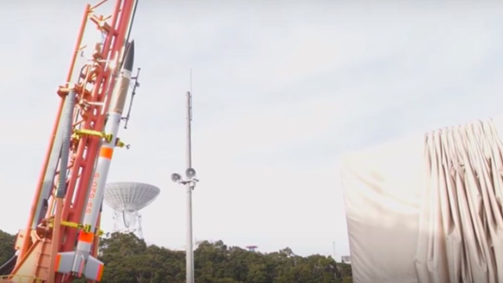 Jepang Ukir Rekor Luncurkan Roket Terkecil Pembawa Satelit