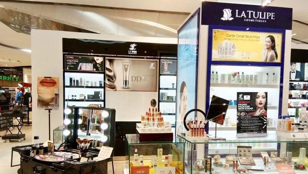 Promo Cantik Kosmetik di Transmart Department Store