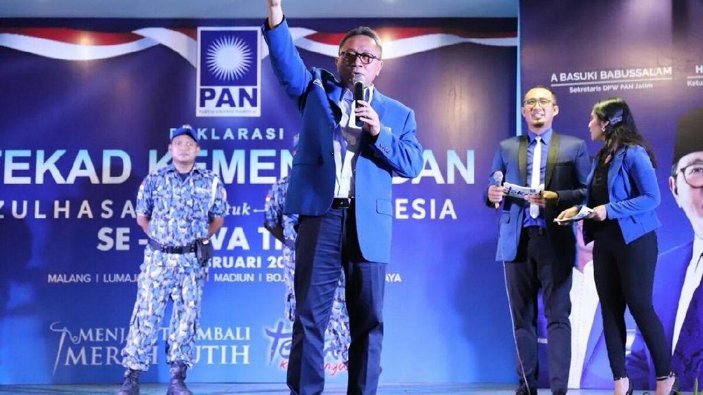 Soal Pertemuan Jokowi-Mega, PAN: Yang Aneh Kalau Tak Bertemu