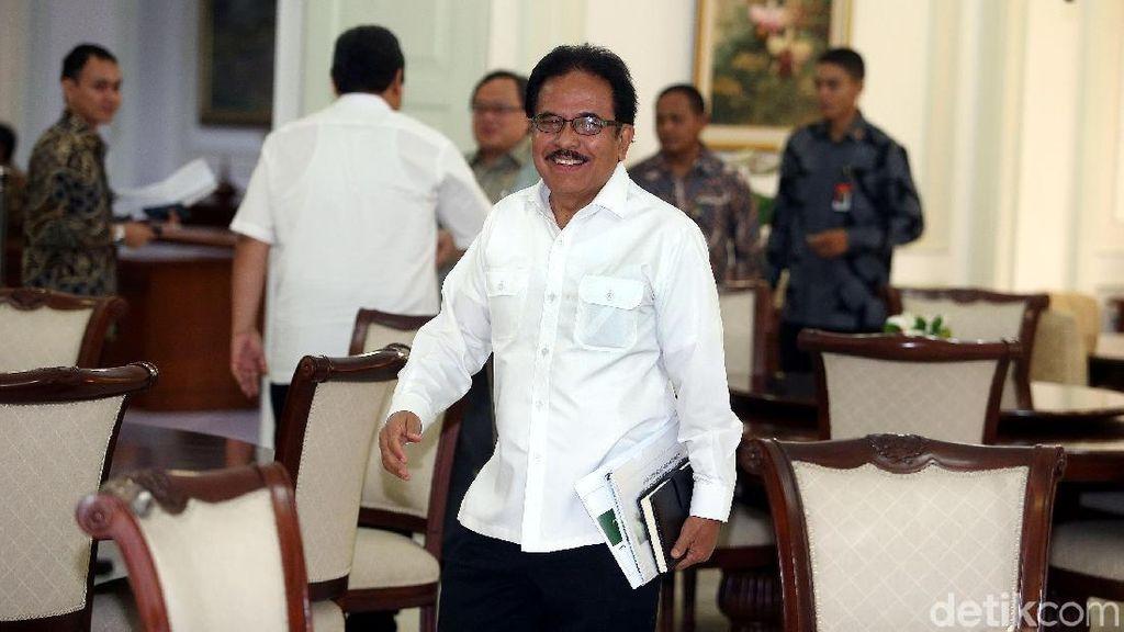 Menteri ATR Beberkan Data Tanah di RI