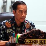 Jokowi Resmikan Portal Kebijakan Satu Peta Agustus 2018