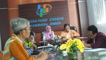 BPS Sebut Warga Miskin di Jember Naik Jadi 266.900 Jiwa