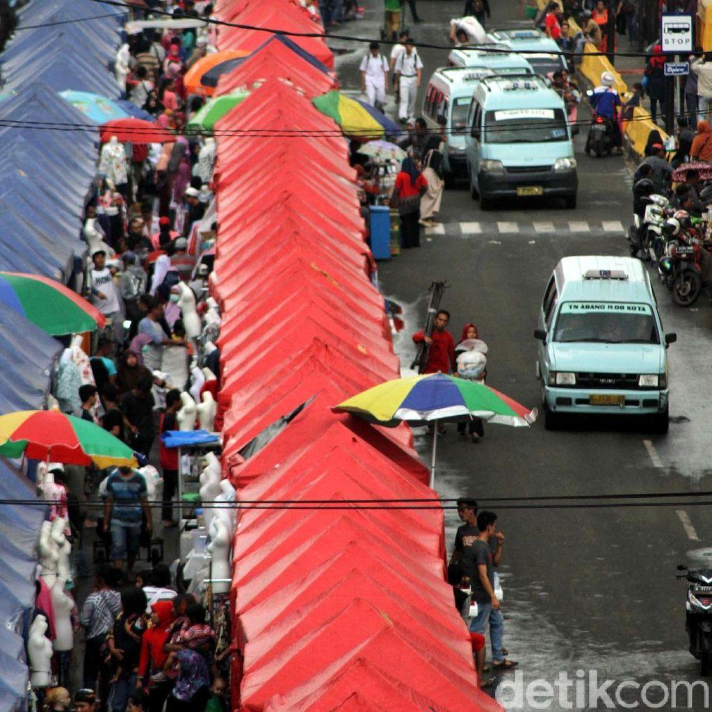Penataan Tanah Abang, Dishub DKI: Polda Metro Ingin Ada Tim Khusus