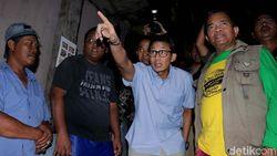 Soal Normalisasi Ciliwung, Sandi: Harapan Kita Ada Mediasi