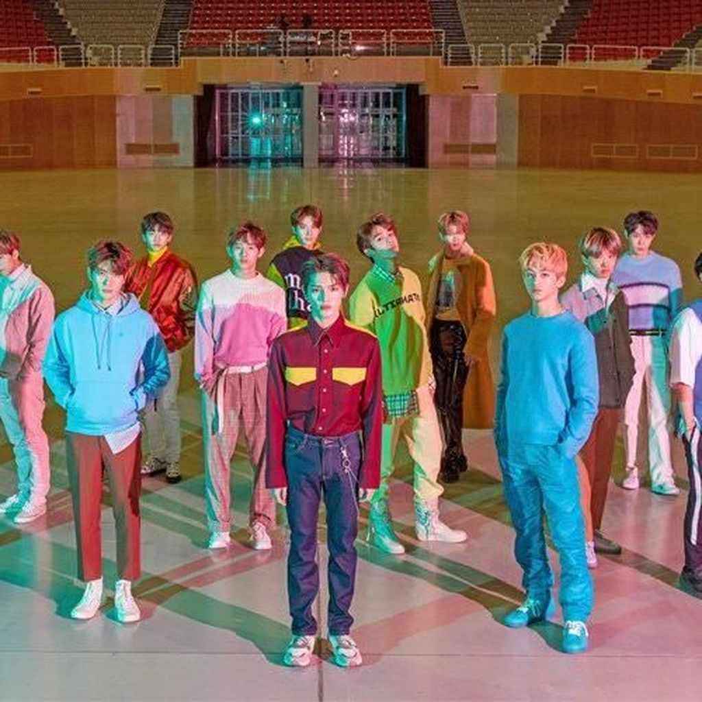NCT 127 Tampil Ceria dalam MV TOUCH