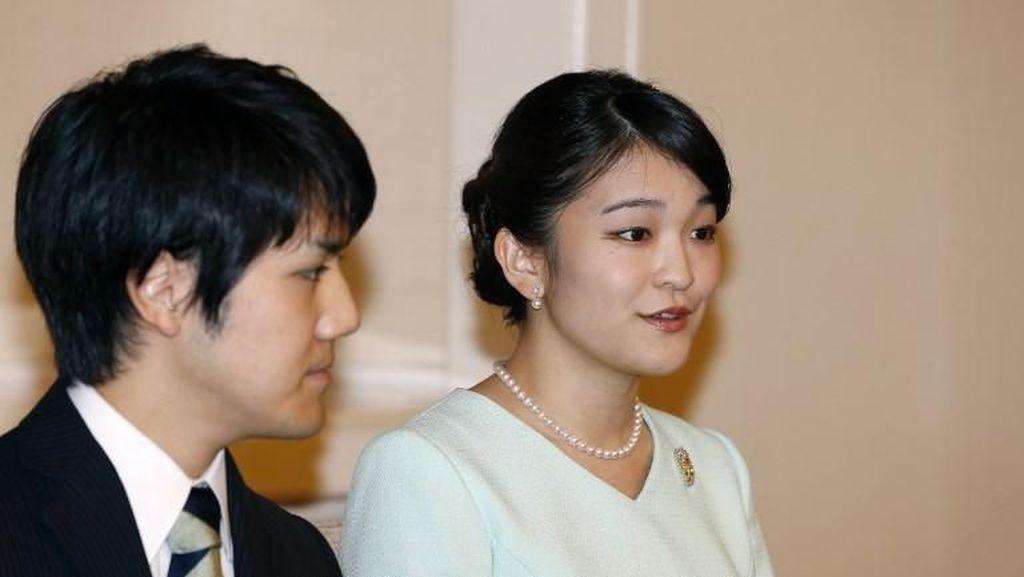 Inikah Alasan Putri Jepang Tunda Pernikahan dengan Pria Biasa?