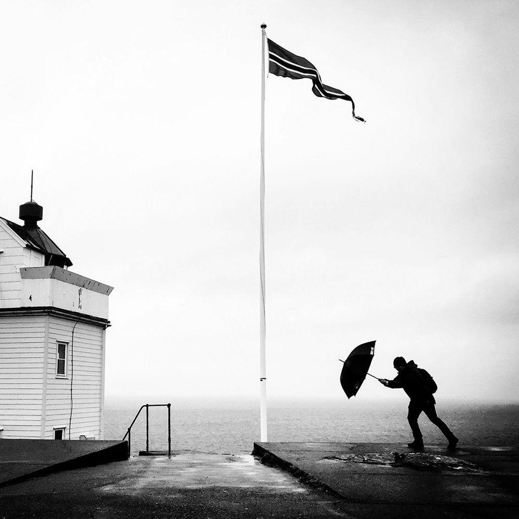 Juara di kategori Black and White - Douwe Dijkstra. Foto: Mobile Photography Awards