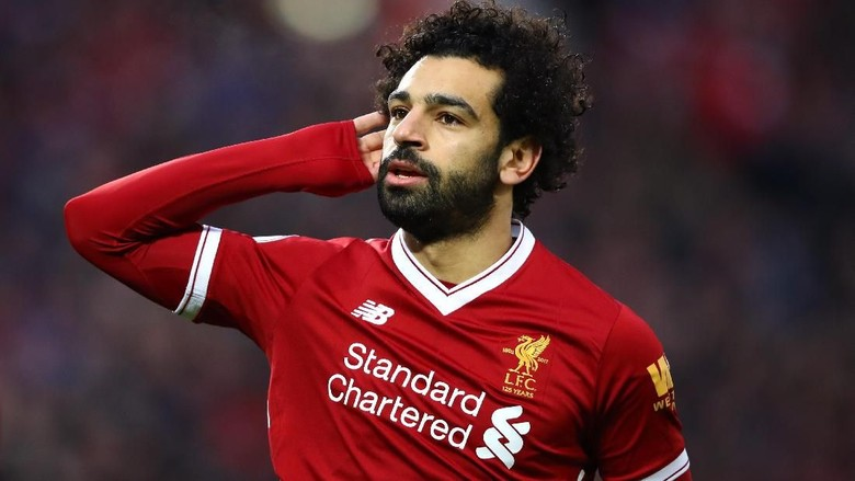 Mohamed Salah (Clive Brunskill/Getty Images)