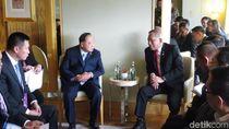 Ryamizard dan 3 Menhan ASEAN Teken Our Eyes Lawan Terorisme