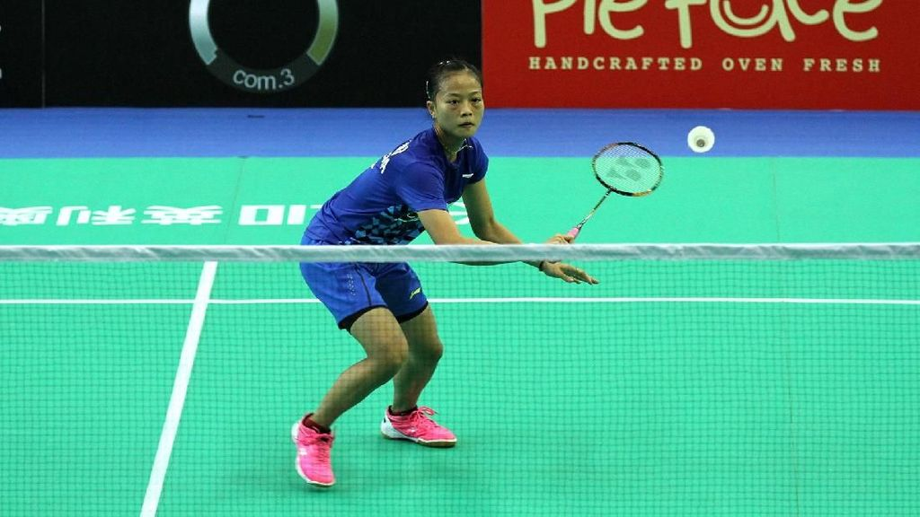 Tim Putri Indonesia Libas Singapura 5-0