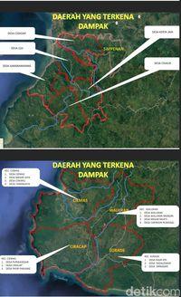Warga di Enam Kecamatan di Sukabumi Diduga Terpapar Merkuri