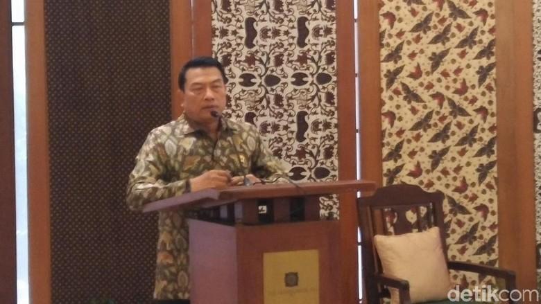 Moeldoko Minta TNI-Polri Netral di Pilkada dan Pemilu