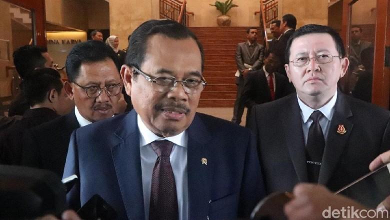 Ajukan 7 Kandidat Deputi Penindakan KPK, Jaksa Agung: Pasti Kompeten