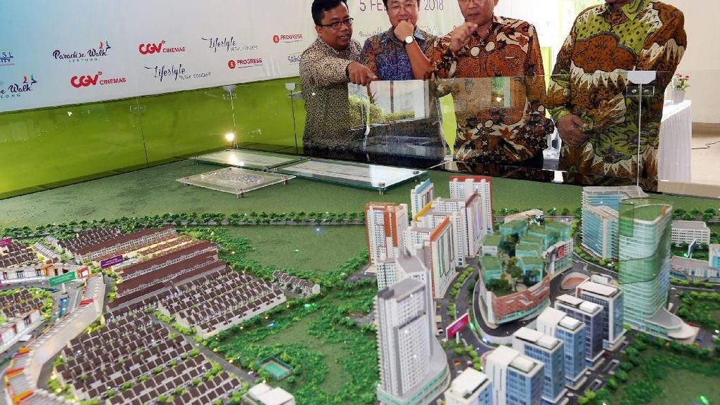 Paradise Serpong City dan CGV Cinema Jalin Kerja Sama