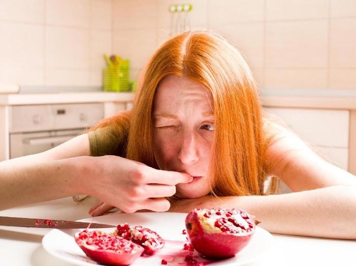 Ketika turun berat badan, perut memiliki kadar hormon kelaparan atau ghrelin yang lebih tinggi yang membuat kita merasa lapar/Foto: ilustrasi/thinkstock