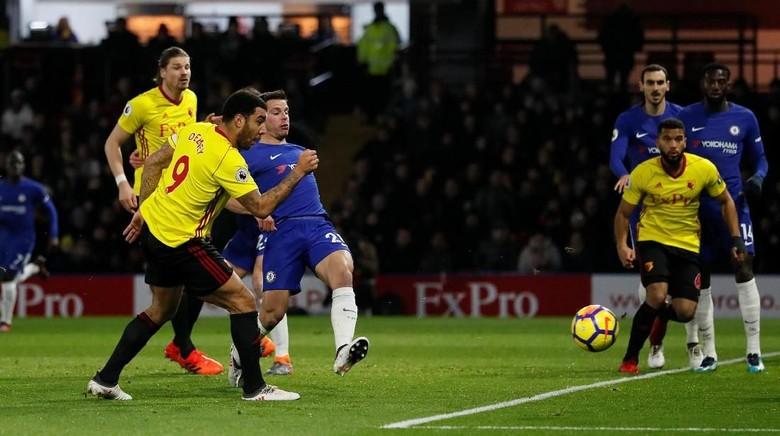 Watford mencukur Chelsea 4-1 (David Klein /Reuters)