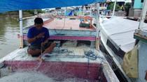 Nelayan Maros Masih Ragu Pakai Cantrang Lagi
