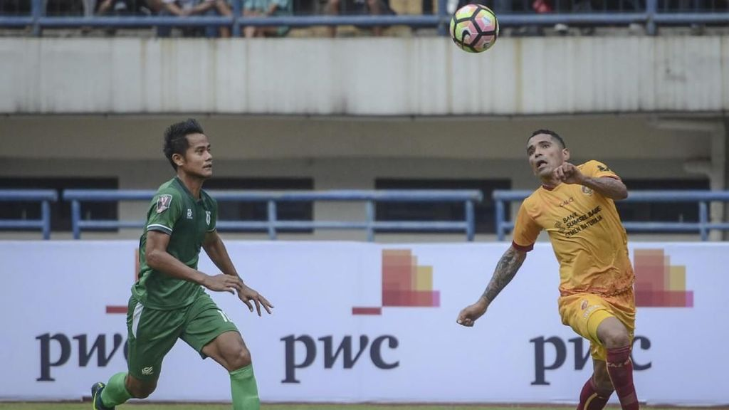 Sriwijaya FC: Beto Goncalves Kini WNI