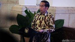 Jokowi Terima Tamu Asian Infrastructure Investment Bank di Bogor